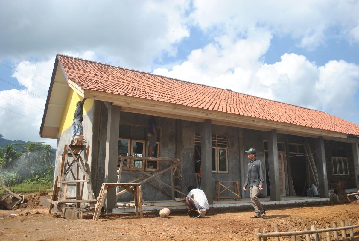 Pembangunan Madrasah AL-SINTA